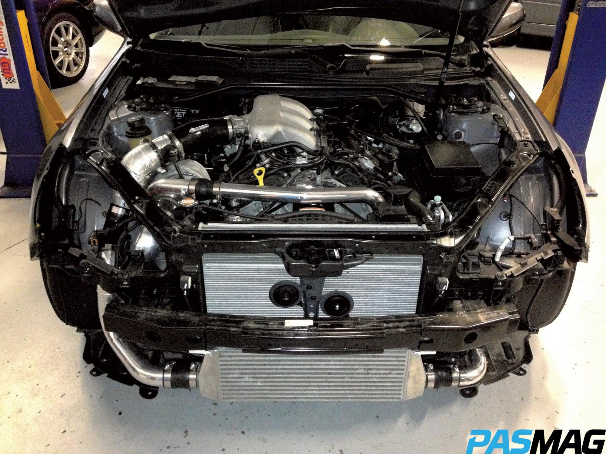 hight resolution of hyundai genesis coupe 3 8l turbo kit install