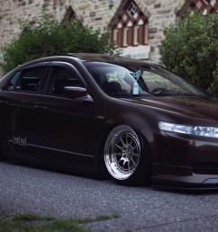 luxuriously low alexandre angers 2004 acura tl [ 1600 x 900 Pixel ]