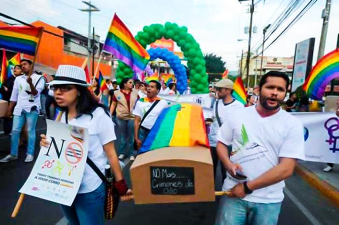 Descalificación, exclusión social y odio contra comunidad LGTBI en Honduras