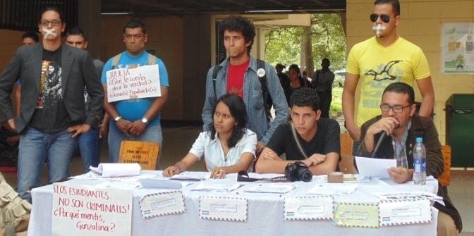Persisten desacreditaciones y hostigamientos hacia estudiantes de la UNAH