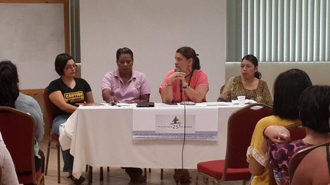 La Verdad sobre el EPU: Mujeres evidencian al Estado de Honduras por retrocesos que las  ponen en precario