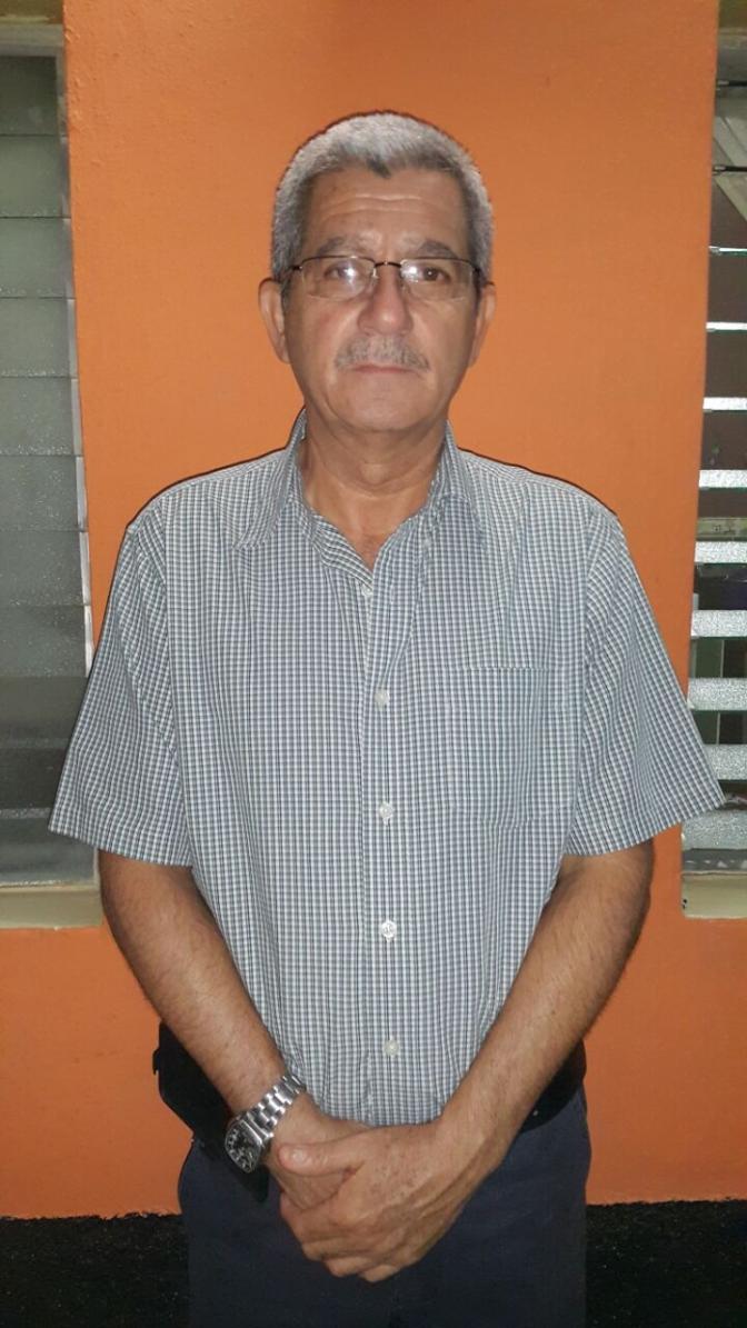 """""""Calladito te ves más bonito.."""" dice mensaje amenazante contra Modesto Acosta, Corresponsal de Radio Globo"""