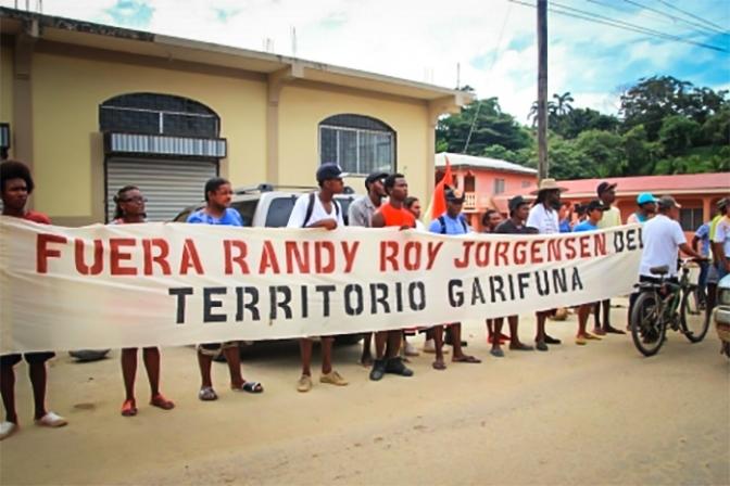 Apartheid garífuna en el caribe de Honduras (II)