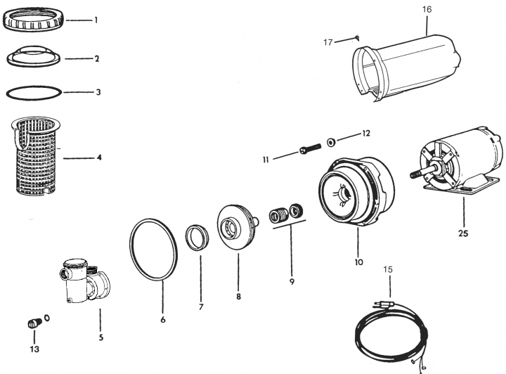 Jacuzzi Parts Catalog