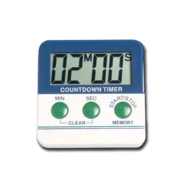 Any Digital Clock Will Do