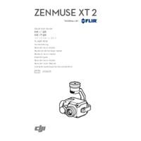 FLIR Zenmuse XT2 640 Aerial Radiometric Thermal Cameras (9Hz)
