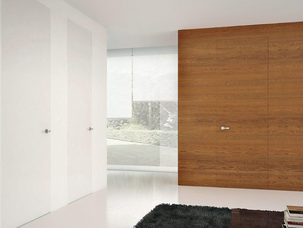 portes invisibles passage porte
