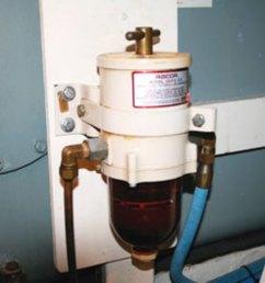 how to rebuild a fuel water separator [ 1200 x 1060 Pixel ]