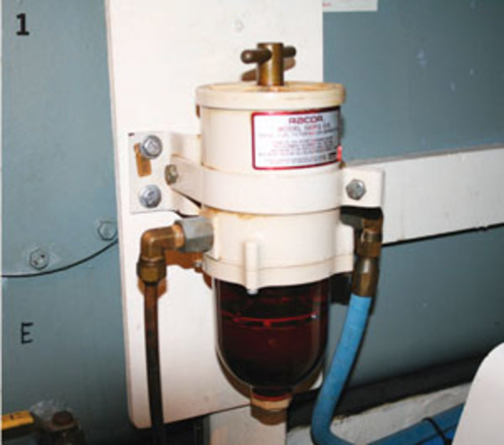 medium resolution of how to rebuild a fuel water separator