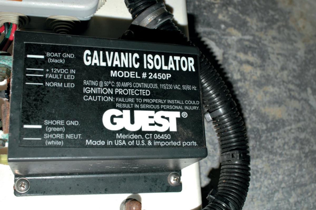 hight resolution of galvanic isolators and isolation transformers