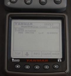 yanmar diagnostic screen [ 1200 x 800 Pixel ]