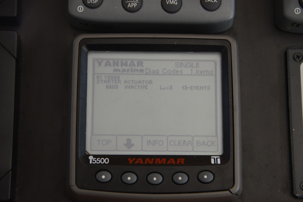 hight resolution of yanmar diagnostic screen
