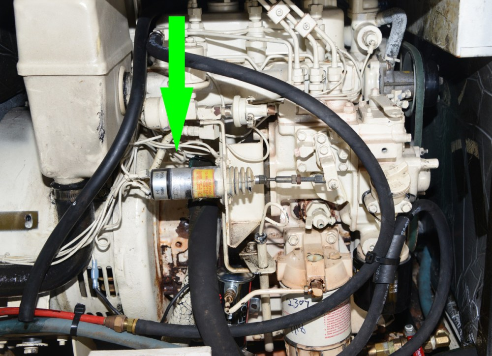 medium resolution of this relay must have power to keep the engine running look for loose terminals