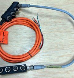 legal n2k network with 8 female ports and a 4 tee backbone  [ 1200 x 998 Pixel ]