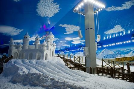Parque de neve em Gramado tem ambiente a 3 graus negativos