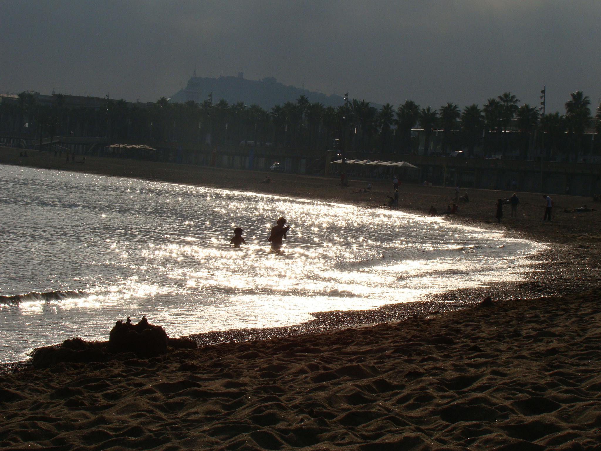praia barceloneta