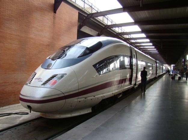 viaje de trem europa