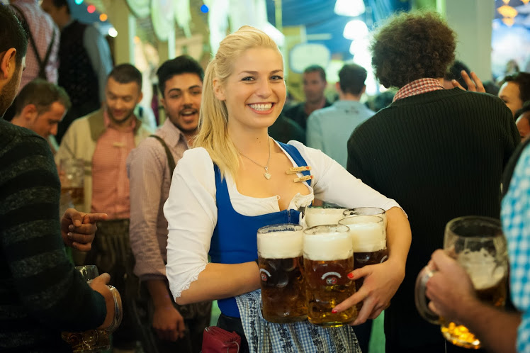 Oktoberfest Munique