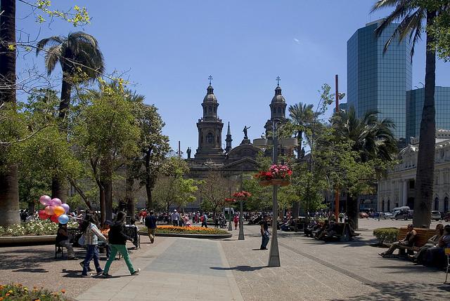 santiago_plaza de armas