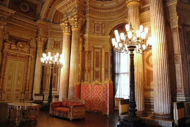 palacio-dolmabahçe-istambul
