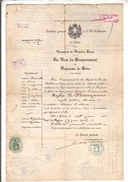 1910 ril a Ginevra Suisse