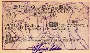 1931-prestito-della-casa-del-fascio-pro-campo-sportivo-di-bologna-lit-chappuis-da-l-500-raro-bologna