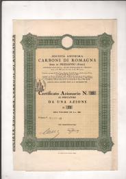 1940 Carboni di Predappio ril a Predappio Forli'