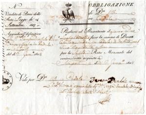 1815 Napoli