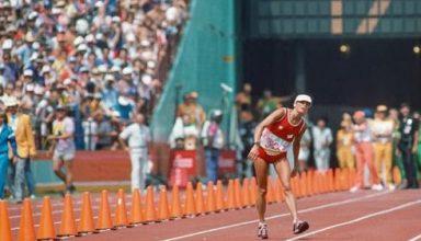 150615 1 e1493593311161 - Uma histórica chegada nas olimpíadas de 1984, Gabriela Schiss