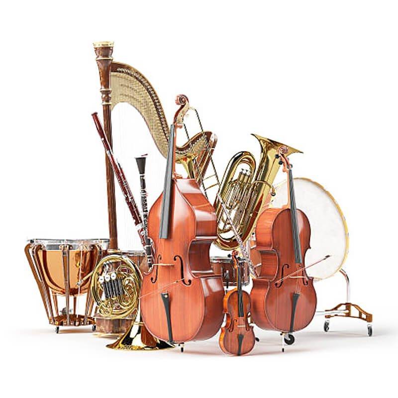 spedizione strumenti musicali italia estero