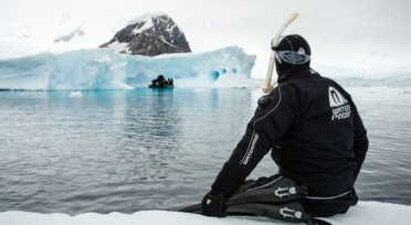 vacanze alternative polar snorkeling