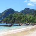 Longtail boats, Koh Mook