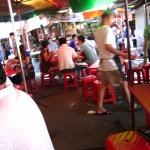Imbi Market, breakfast street food galore.