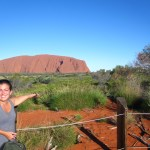 The incomparable Uluru
