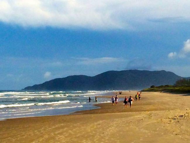 Campeche Beach, Florianopolis, Brazil