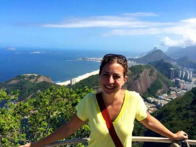 Valerie Conners Rio de Janeiro