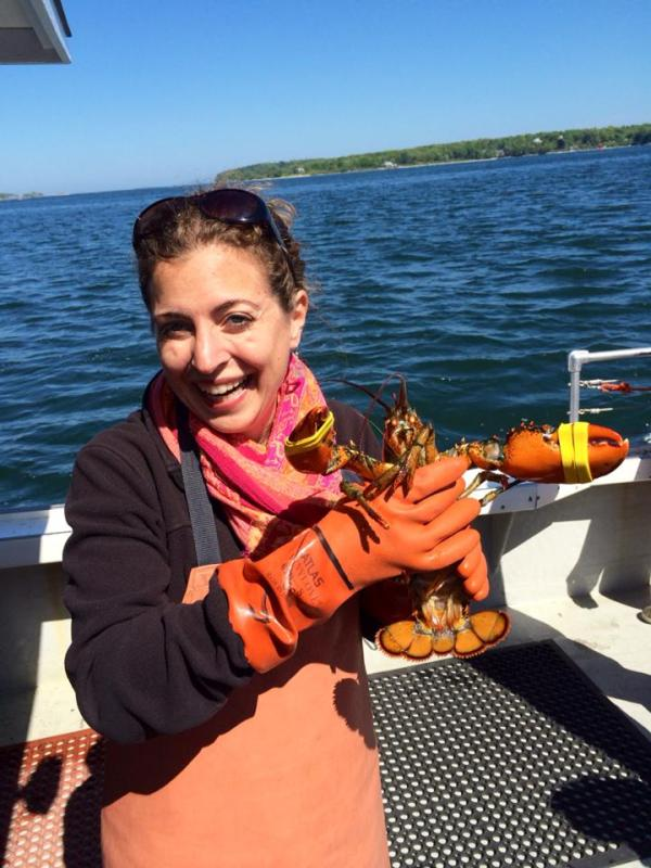 me with lobster