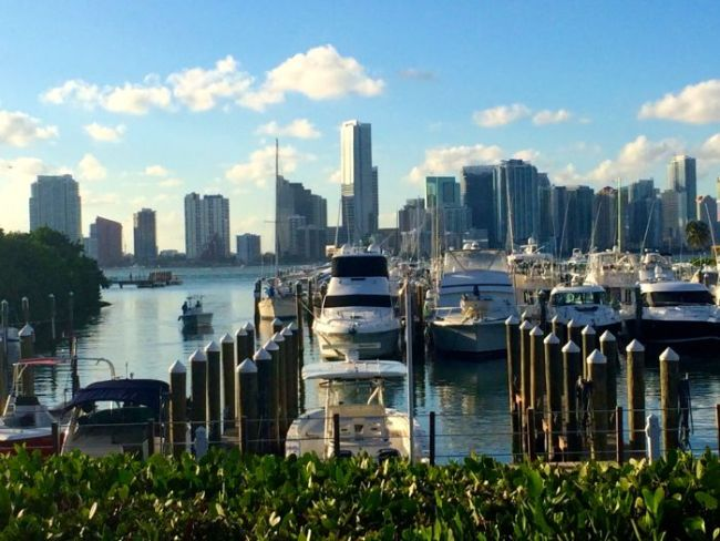 Rickenbacker Marina at Key Biscayne
