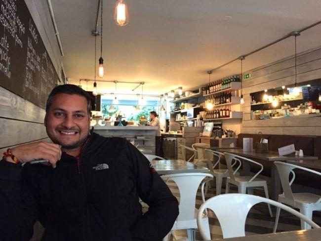 Getsemani cafe