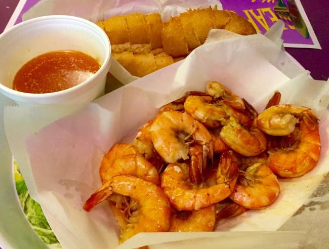 Seafood Seller & Cafe, Crystal River