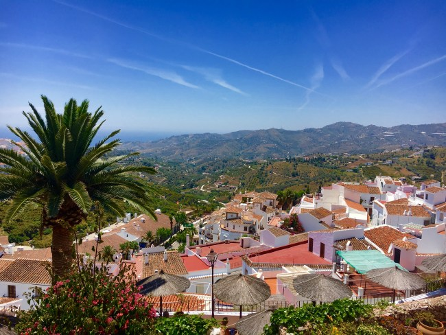 Frigiliana, Spain