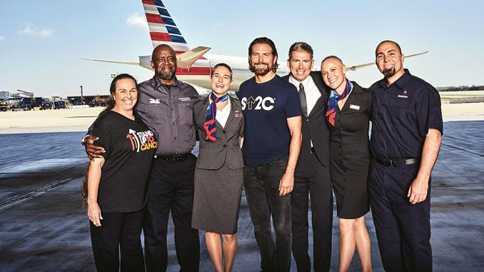 American Airlines donates $1 Million to Stand Up To Cancer