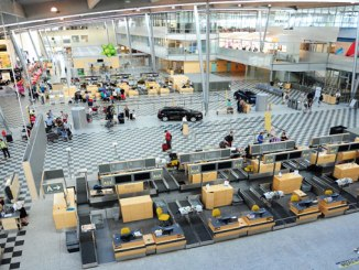 Billund uses new technology to improve passenger flow