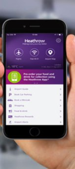 Heathrow partners with Grab for food pre-order trial