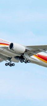 Hong Kong Airlines receives its first A350 XWB