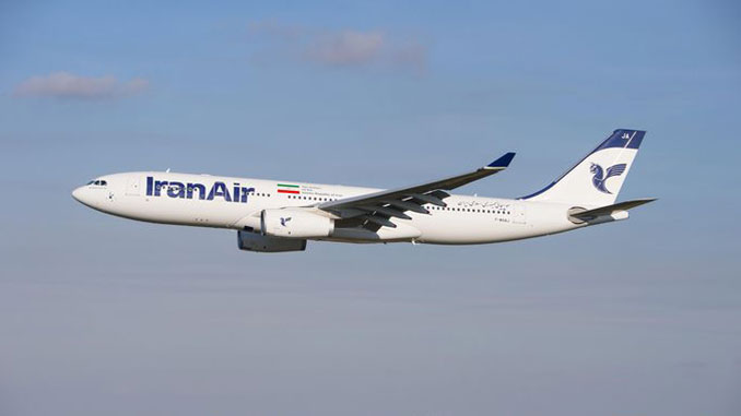 Iran Air receives its first A330-200 as fleet upgrade continues