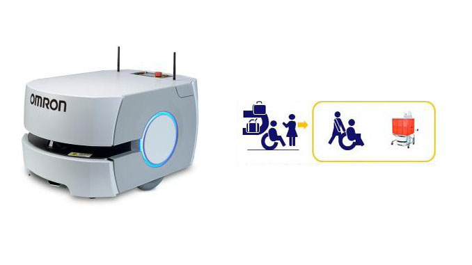 Japan Airlines starts baggage robot trial