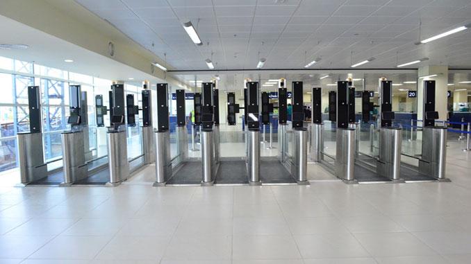 Kotoka Airport in Ghana installs 10 border control eGates