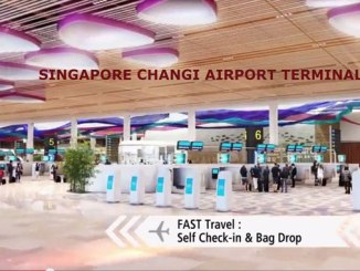 Singapore Terminal 4 starts open days for public