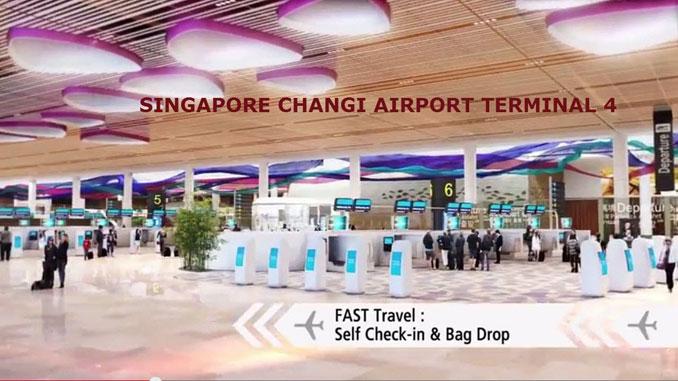 Singapore Terminal 4 starts open days for public